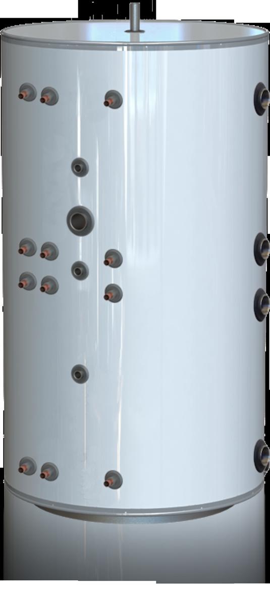 Réservoir d'eau chaude sanitaire WT-C
